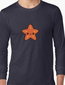 Cute starfish Long Sleeve T-Shirt