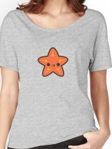 Cute starfish Women's Relaxed Fit T-Shirt