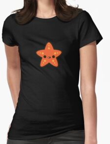 Cute starfish Womens Fitted T-Shirt