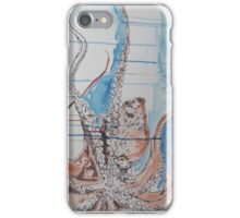In the Orange and Blue iPhone Case/Skin