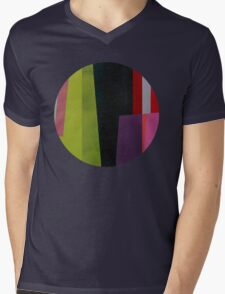 Geometrics#4 Mens V-Neck T-Shirt