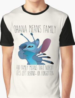 Stitch Graphic T-Shirt