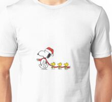 Snoopy woodstock Unisex T-Shirt