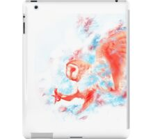Flames From Above iPad Case/Skin