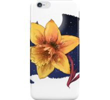 Moonlight Daffodil iPhone Case/Skin