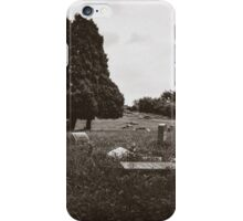 Laid To Rest iPhone Case/Skin