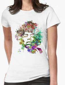 Hendrix Womens Fitted T-Shirt