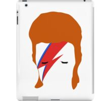 BOWIE FACE iPad Case/Skin