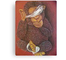 See no evil, Hear no evil, Speak no evil Canvas Print