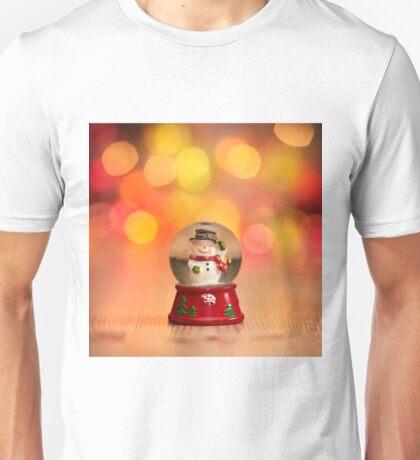 The Snowman's World Unisex T-Shirt