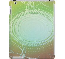 psychedelic, man. iPad Case/Skin