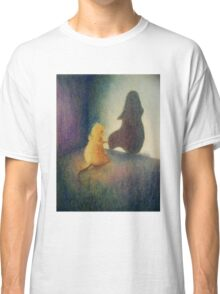 Worry Gives Small Things Big Shadows  Classic T-Shirt