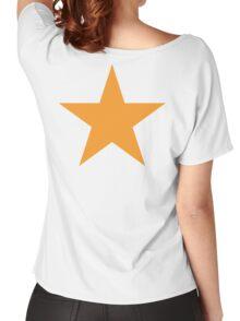 ORANGE, ORANGE STAR, Arcturus, Orange Dwarfs, Stellar, Award Women's Relaxed Fit T-Shirt