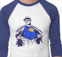 Milwaukee Man Men's Baseball ¾ T-Shirt