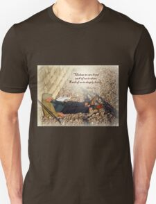 Soothing Rest Unisex T-Shirt