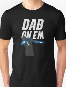 Cam Newton 'Dab On Em' Carolina Panthers Unisex T-Shirt
