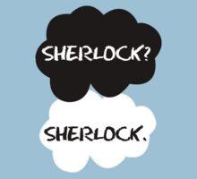 Sherlock Holmes - TFIOS Kids Tee