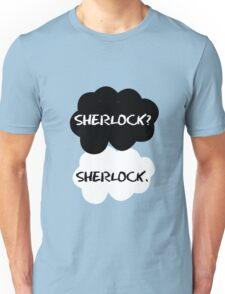 Sherlock Holmes - TFIOS Unisex T-Shirt