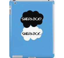 Sherlock Holmes - TFIOS iPad Case/Skin
