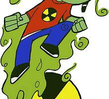 Seiibutsu ~ Rewind : Toxic Zombie ~  by digifox