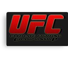 ULTIMATE FIGHTING CHAMPIONSHIP - UFC Canvas Print