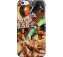 Steampunk - Torpedo Controls iPhone Case/Skin