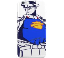 Milwaukee Man iPhone Case/Skin