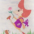 Little Annie May Skip Skipping Along by pinkyjainpan