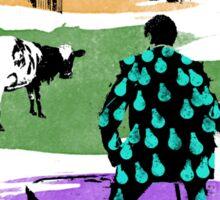 "Pink Floyd ""Momentary Heart of Thunder, Reason & Animals"" Sticker"