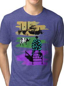 "Pink Floyd ""Momentary Heart of Thunder, Reason & Animals"" Tri-blend T-Shirt"