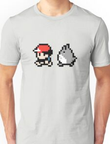Totoro Pokemon Sprite! Unisex T-Shirt