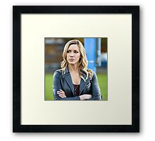 Laurel Lance Framed Print