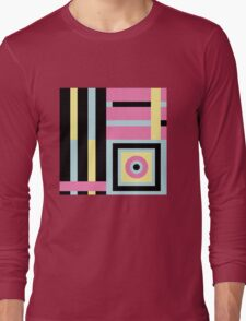 SolidColor Long Sleeve T-Shirt