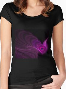 Can't You See I Love You? Women's Fitted Scoop T-Shirt