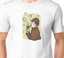 Bubbles, dear Watson Unisex T-Shirt