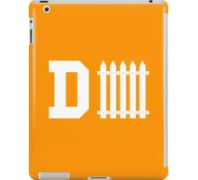 D-fence iPad Case/Skin