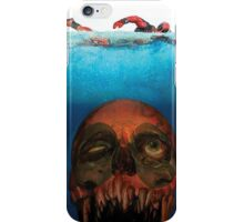 funny Jaws caracter iPhone Case/Skin