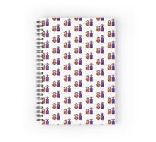 Pixel Potions Spiral Notebook