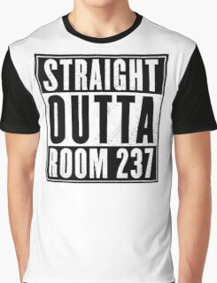 Shining : straight outta Room 237 Graphic T-Shirt