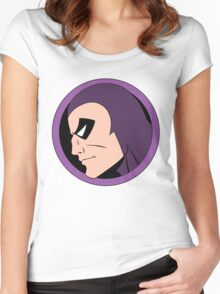 THE PHANTOM BULLET Women's Fitted Scoop T-Shirt