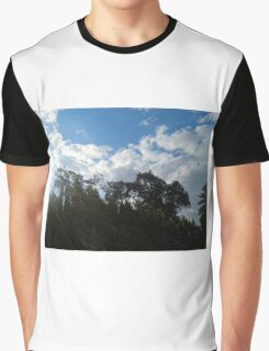 In The Forest I know I'm Safe Graphic T-Shirt