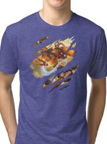 Wukong Tri-blend T-Shirt