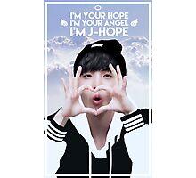 Angel J-HOPE Photographic Print