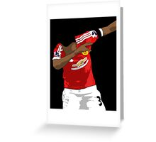Dab on them Jesse Greeting Card