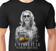 Gillian Anderson - A Streetcar Named Desire Unisex T-Shirt