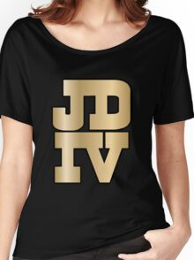 JDIV  Women's Relaxed Fit T-Shirt