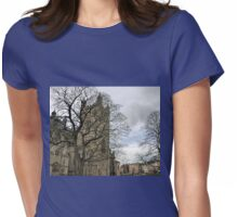 Exeter Cathedral............Devon UK Womens Fitted T-Shirt