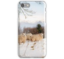 Winter Wool iPhone Case/Skin