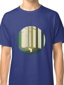 Lonely wolf Classic T-Shirt