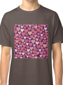 Hearts, Hearts and more Hearts Classic T-Shirt
